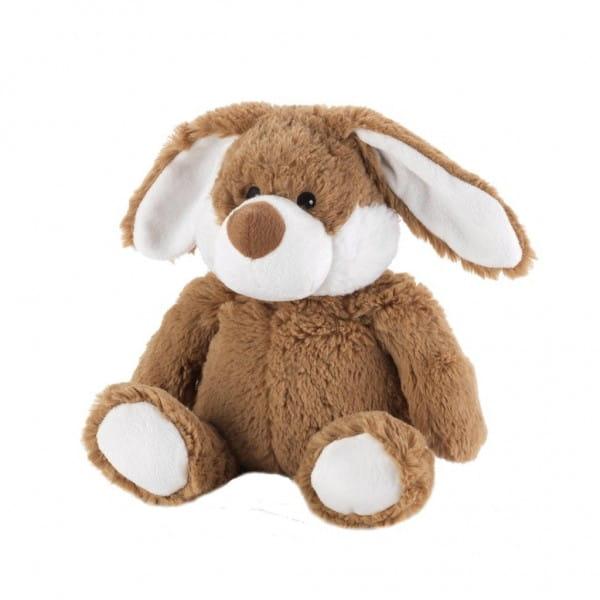 Игрушка грелка WARMIES Cozy Plush Коричневый кролик - Игрушки-грелки