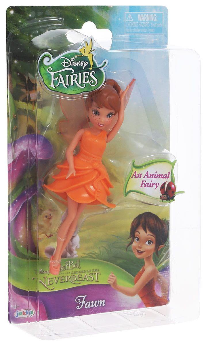 Кукла Disney Fairies 747580 Дисней Фея 11 см - Фауна (Волшебные феи)