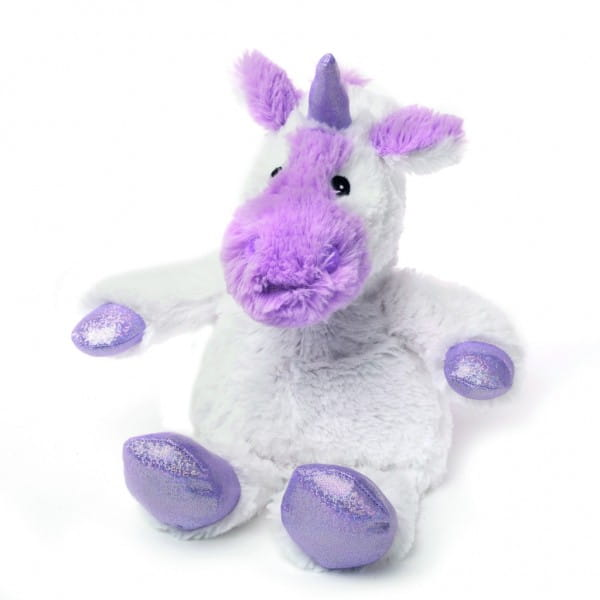Игрушка грелка WARMIES Cozy Plush Единорог - Игрушки-грелки