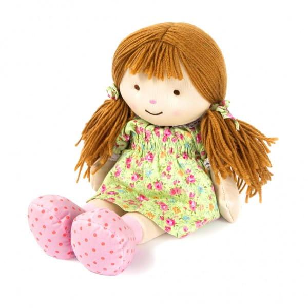 Игрушка грелка WARMIES Warmhearts Кукла Элли - Игрушки-грелки