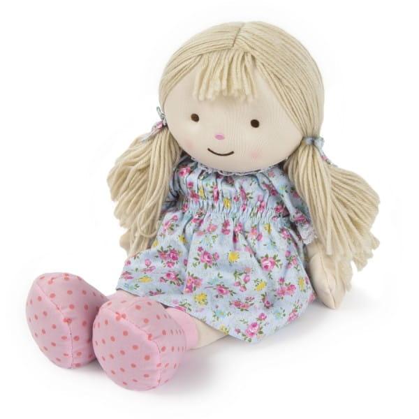 Игрушка грелка WARMIES Warmhearts Кукла Оливия