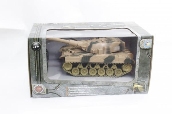 Радиоуправляемый танк 1toy Т59145 Взвод - 16 см