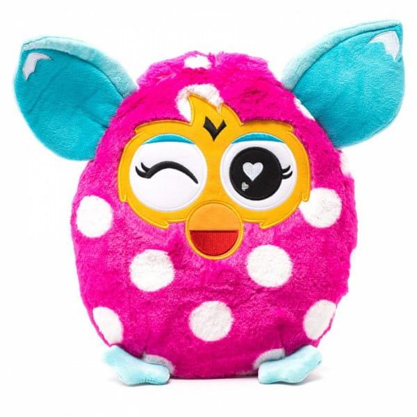 Подушка-игрушка 1toy Furby - горох