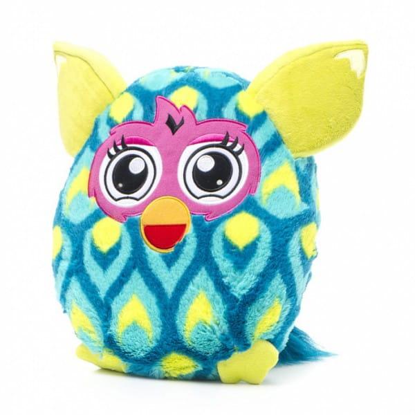 Подушка-игрушка 1toy Furby - павлин