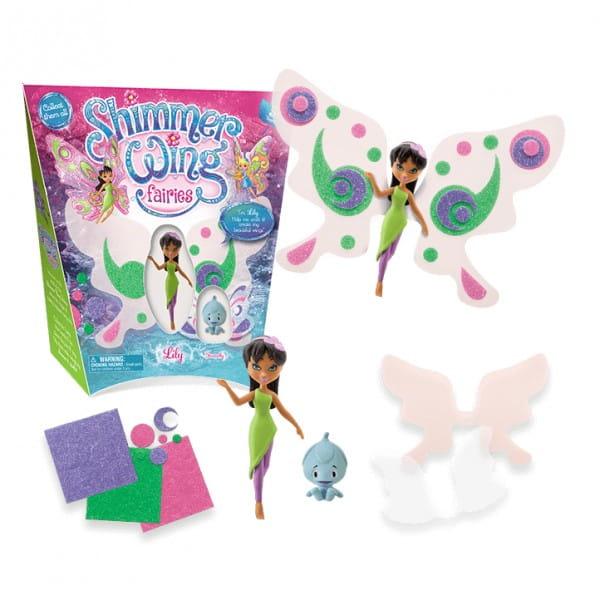 Игровой набор Shimmer Wing SWF0003b Фея Лили