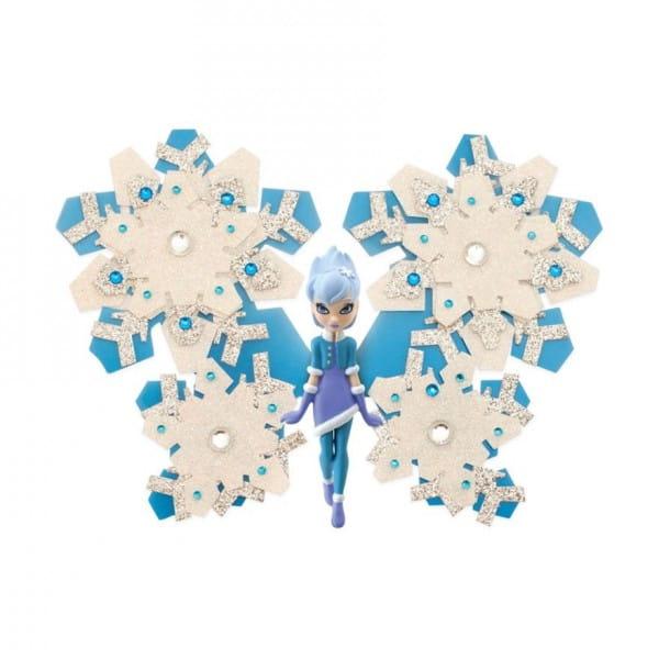 Игровой набор Shimmer Wing SWF0004b Фея Снежинка
