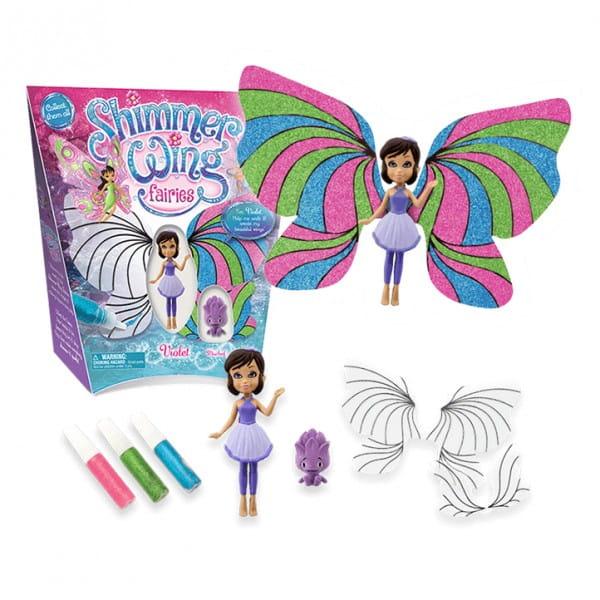 Игровой набор Shimmer Wing SWF0006b Фея Фиалка