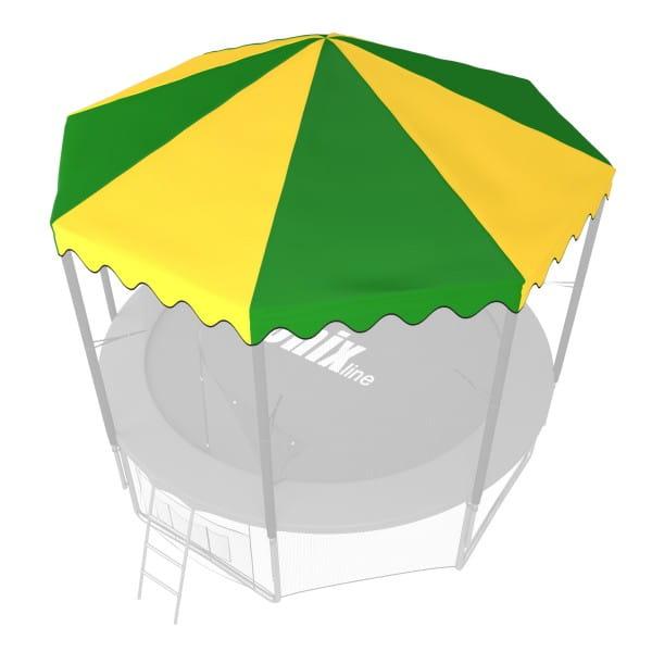 Крыша Unix ROU10 для батута 10 футов - 305 см (зеленый)