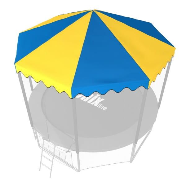 Крыша Unix ROU12 для батута 12 футов - 366 см (голубой)