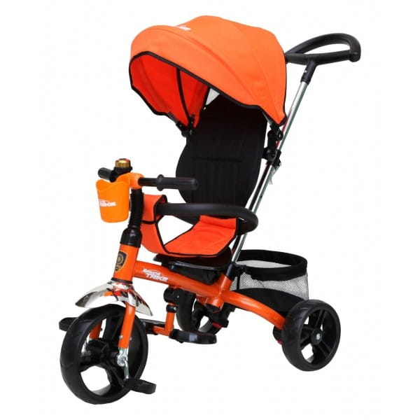 Трехколесный велосипед Navigator Lexus - Orange (1toy)