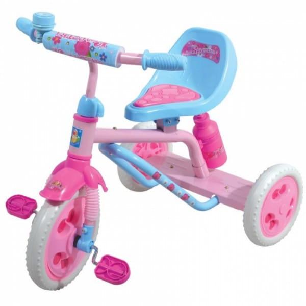 Трехколесный велосипед 1toy Т57605 Красотка