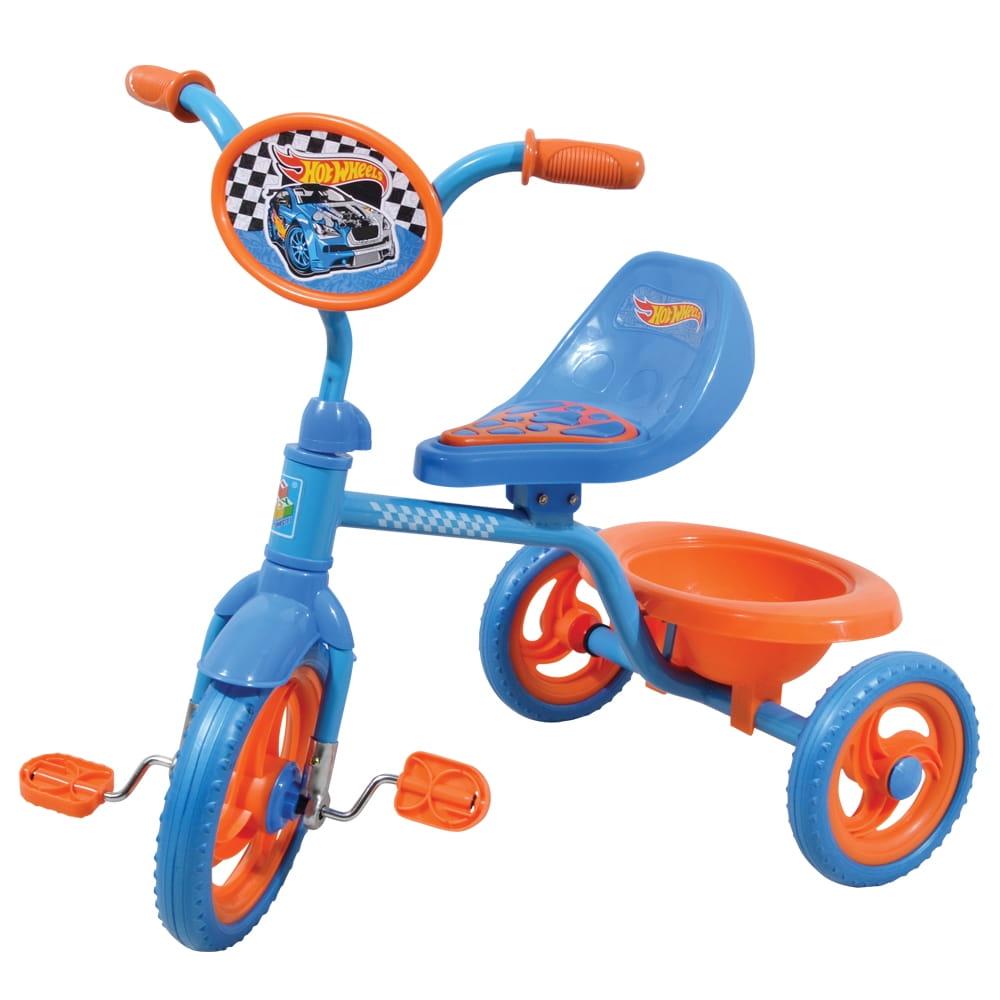 Трехколесный велосипед 1toy Т57610 Hot Wheels