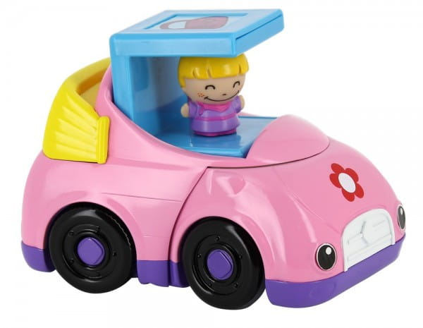 Машинка Kidz Delight для девочек - со звуком (1toy)