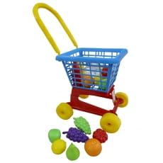 <b>PALAU TOYS</b> Тележка <b>Supermarket</b> №1 c набором продуктов (в ...