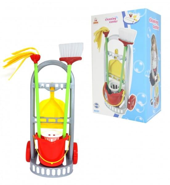 Игровой набор Palau Toys Чистюля-мини (в коробке)