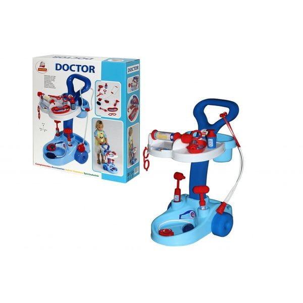 Игровой набор Palau Toys 36582_PLS Доктор (в коробке)