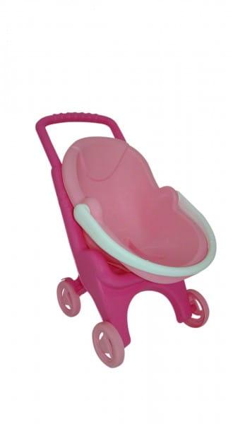 Тележка Palau Toys 44525_PLS Pink Line 2х1 (в сеточке)