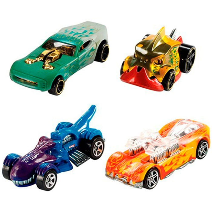 Машинка Hot Wheels BHR15 Color Shifters (Mattel)