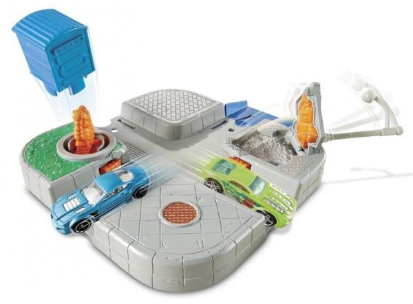 Игровой набор Hot Wheels CDM44 Стартовый набор трасс (Mattel)