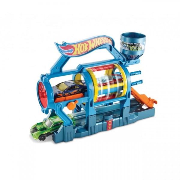 Игровой набор-трансформер Hot Wheels DWK99 Супер мойка (Mattel)