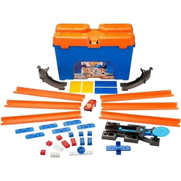 Стартовый набор конструктора трасс Hot Wheels DWW95 (Mattel)