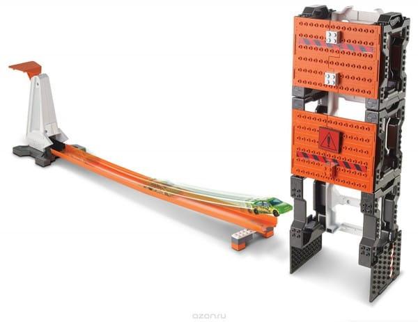 Игровой набор Hot Wheels DWW96 Конструктор трасс Взрывной (Mattel)