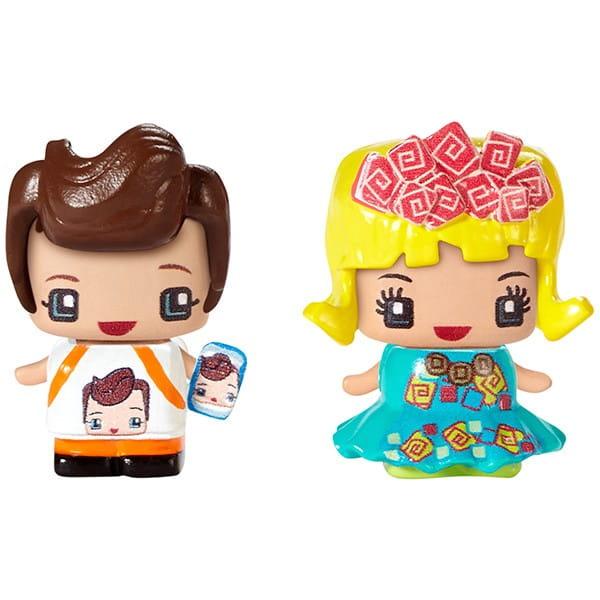 Игровой набор My Mini Mixi Qs - 2 фигурки (Mattel)