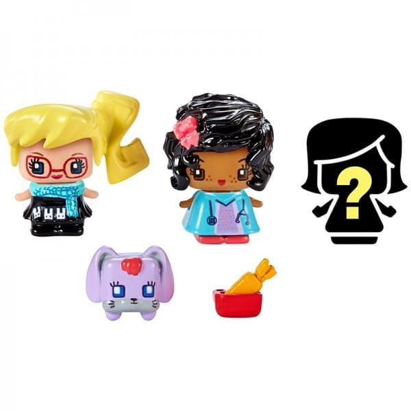 Игровой набор My Mini Mixi Qs - 3 фигурки (Mattel)