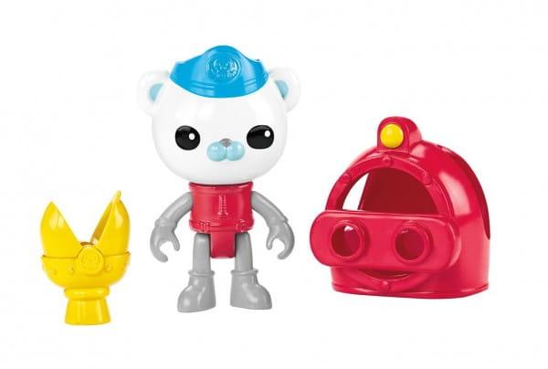 Игровой набор Octonauts Октонавты Фигурка с аксессуарами (Mattel)