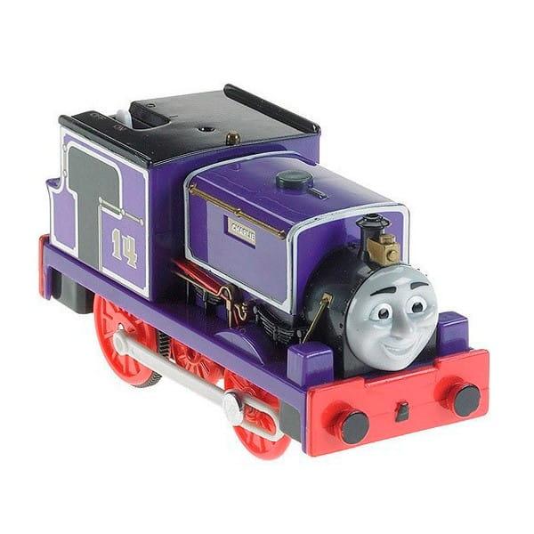 Игровой набор Thomas and Friends Томас и его друзья Моторизированный паровозик (Mattel)
