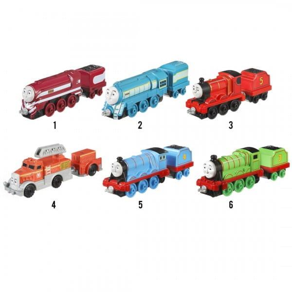 Игровой набор Thomas and Friends Томас и его друзья Большой паровозик (Mattel)