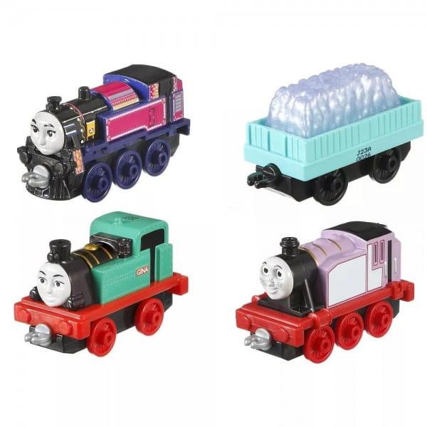 Игровой набор Thomas and Friends Томас и его друзья 3 персонажа-паровозика (Mattel)