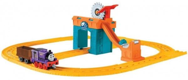 Игровой набор Thomas and Friends Томас и его друзья Паровозик Чарли за работой (Mattel)