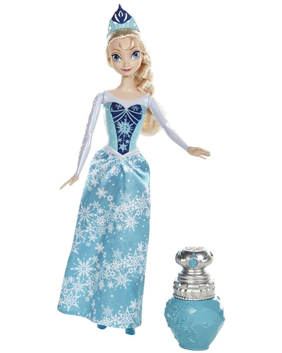Кукла Disney Princess BDK31 Mattel - Эльза (платье меняет цвет)