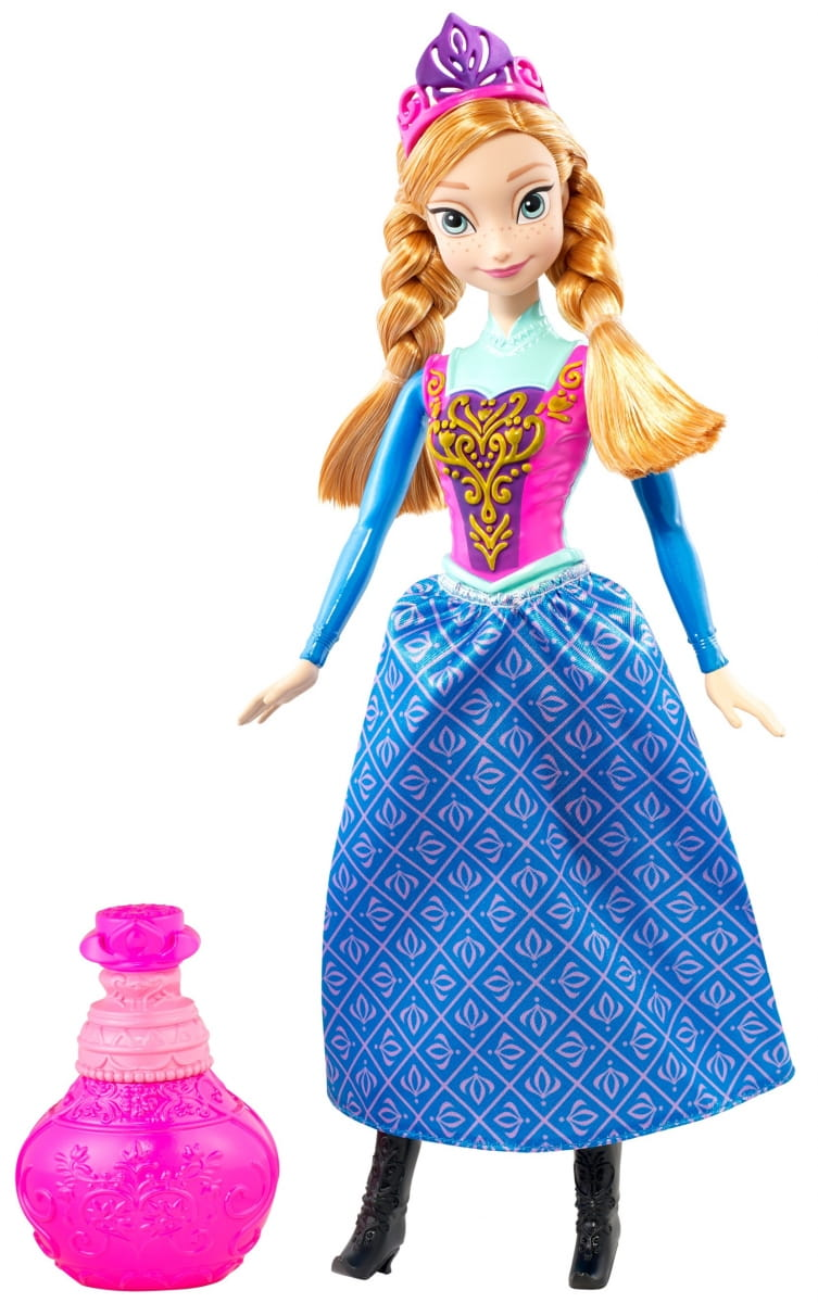 Кукла Disney Princess BDK31 Mattel - Анна (платье меняет цвет)