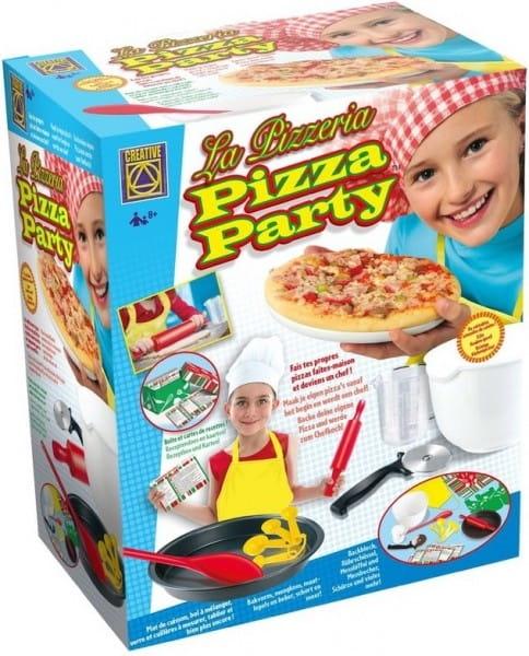 Игровой набор Creative Готовим пиццу