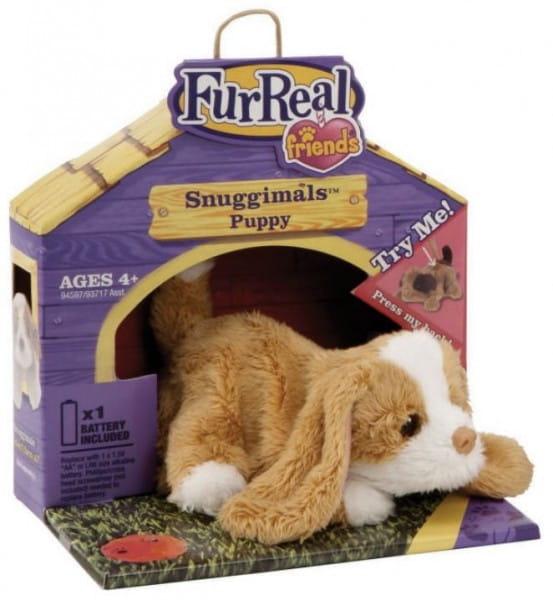 Купить Интерактивный ласковый песик FurReal Friends (Hasbro) в интернет магазине игрушек и детских товаров