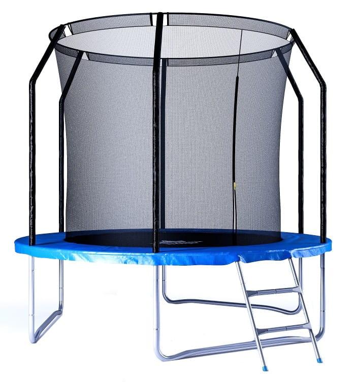 Батут TRIUMPH NORD Семейный Премиум с лестницей 12 футов - 366 см