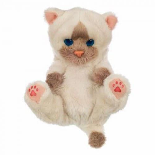 Купить Интерактивный ласковый котенок FurReal Friends (Hasbro) в интернет магазине игрушек и детских товаров