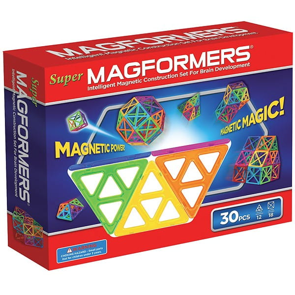 Магнитный конструктор Super Magformers 701008 (63078)-30