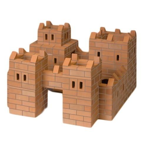 Купить Конструктор из кирпичиков БрикНик Замок - 512 деталей в интернет магазине игрушек и детских товаров