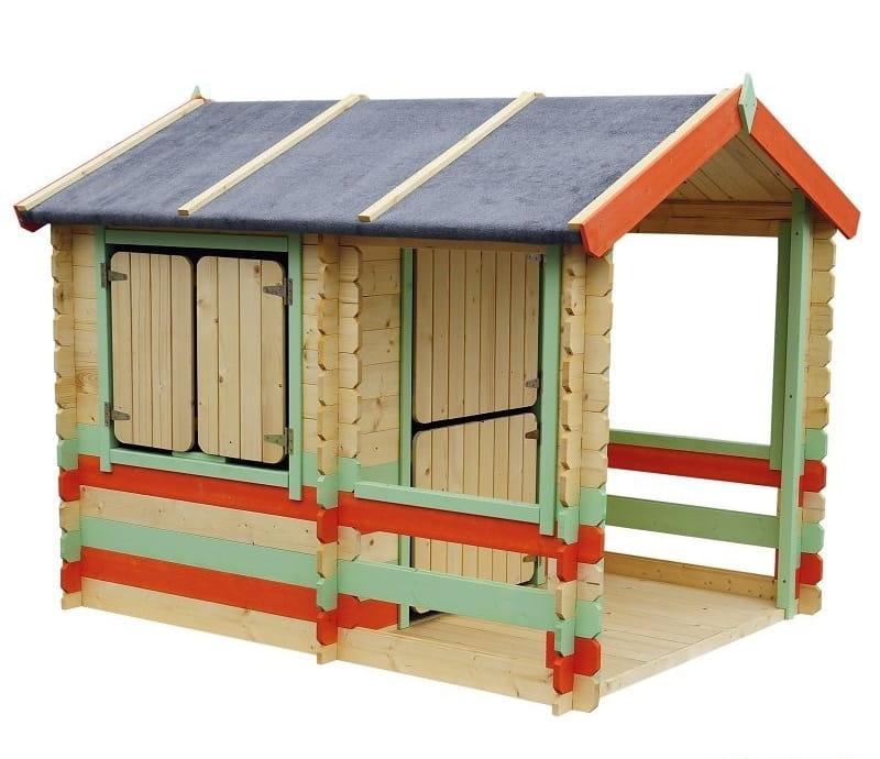 Игровой домик Paremo PS217-11 Оливия (в цвете)
