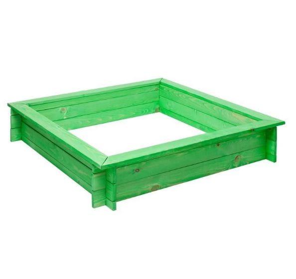 Песочница Paremo PS117-01 Клио - зеленая