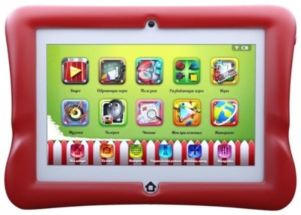 Купить Детский планшетный компьютер iKids в интернет магазине игрушек и детских товаров