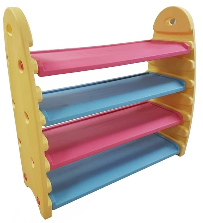 Многофункциональная полка для игрушек и книг KING KIDS