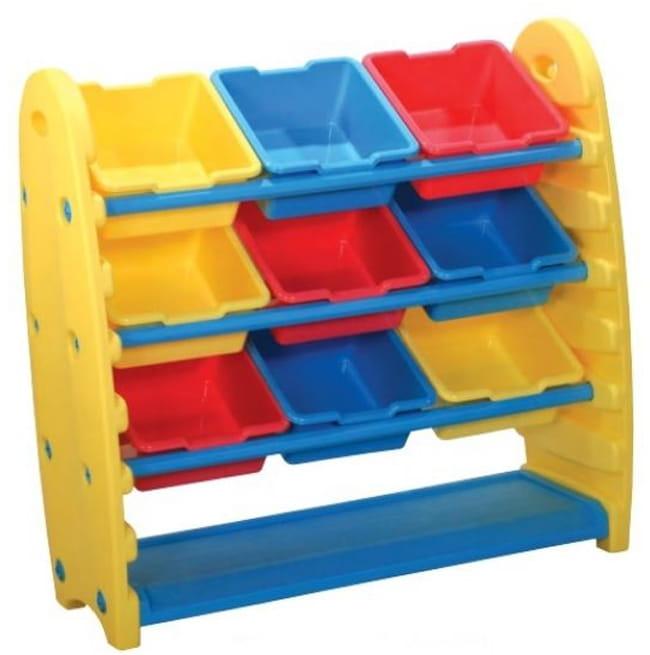 Система хранения KING KIDS для игрушек и конструкторов