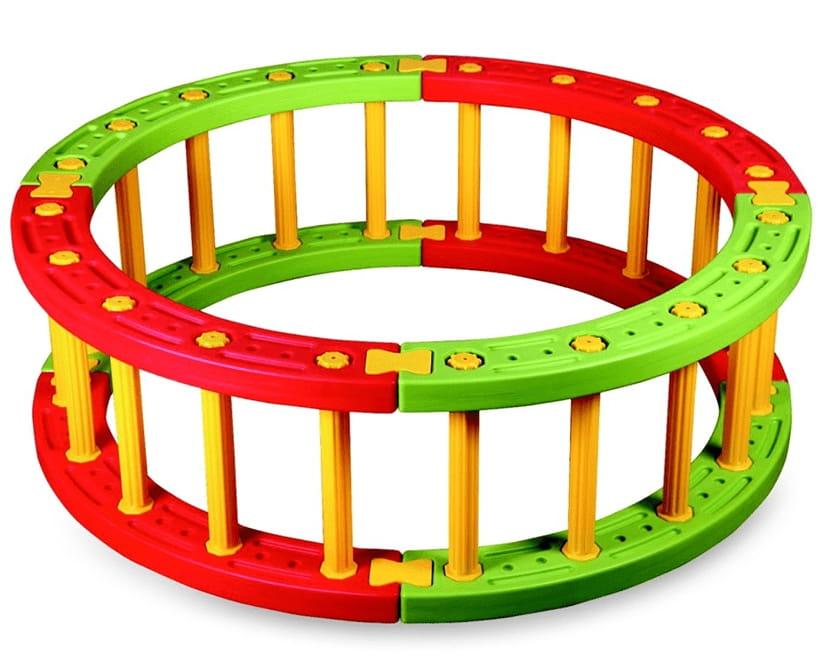 Круглый манеж King Kids KK_RG6030 для шаров - 45 см