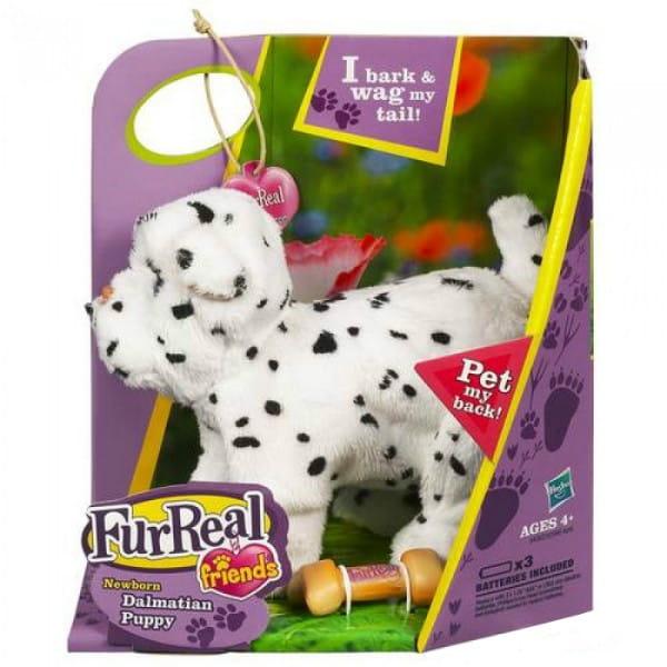 Купить Игрушка Новорожденные FurReal Friends - Далматинец (Hasbro) в интернет магазине игрушек и детских товаров