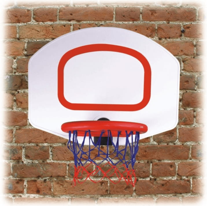 Подвесное баскетбольное кольцо KING KIDS Настенный баскетбол