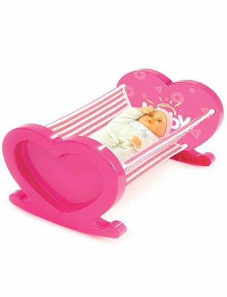 Игровой набор DOLU Малышка в люльке